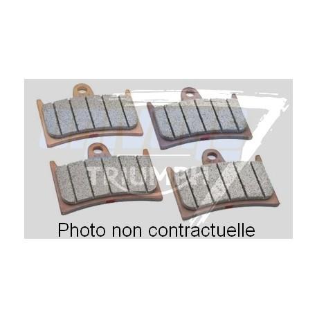 2 JEUX DE PLAQUETTES AVANT T2020245