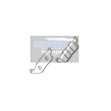 PLAQUETTES DE FREIN AVANT T2027535