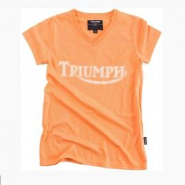 TEE SHIRT TRIUMPH CORAIL