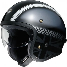 SHOEI JO HAWKER TC5 GRIS